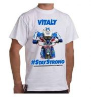 Vitaly #StayStrong